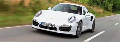 Porsche Turbo Headlights Running Dipped Dark Headlight