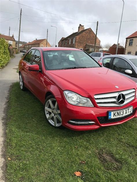 Ready for export to europe. 2013 Mercedes C220 cdi se | in Brigg, Lincolnshire | Gumtree