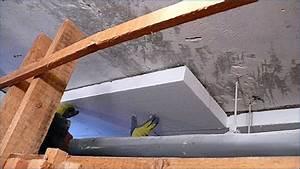 Zateplení stropu polystyrenem postup