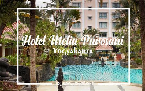 Hotel Berbintang Di Jogja Daerah Malioboro