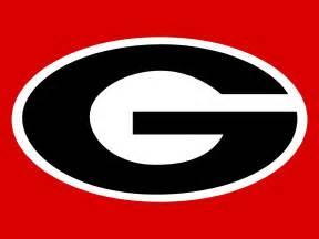 Georgia Bulldogs Football Logo