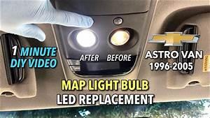 Chevy Astro Interior Lights