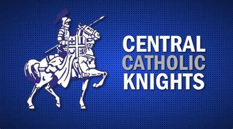 tonights football game central catholic