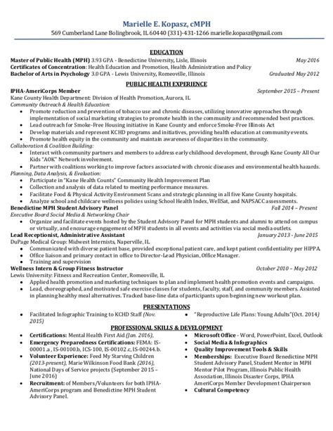 Health Promotion Specialist Resume by 100 Resume For Promotion Help Homework J E Richards