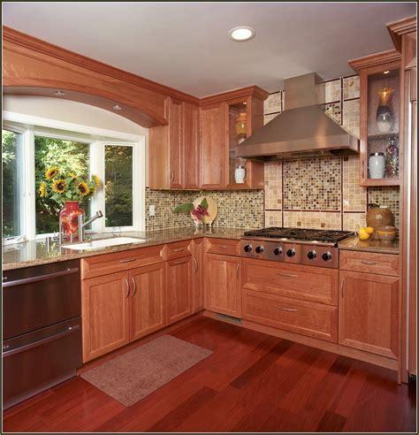 Download Light Cherry Kitchen Cabinets  Gen4congress