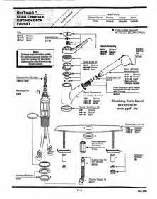 moen single handle kitchen faucet instructions kitchen