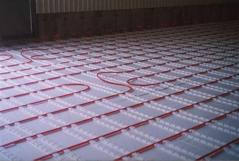 Radiant Floor Heating Basement Radiant Floor Heating For