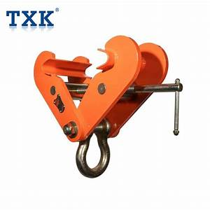 China 5 Ton Beam Clamp With Ce Certification