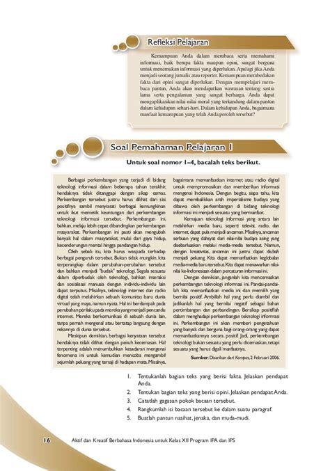 Bagamana Cara Menulis Notula by Sma Ma Kelas12 Program Ipa Ips Aktif Dan Kreatif Berbahasa