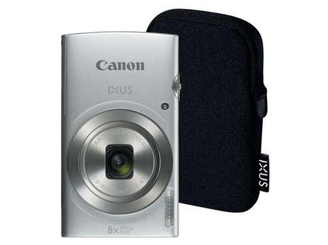appareil photo num 233 rique housse canon pack ixus 185 silver chez conforama