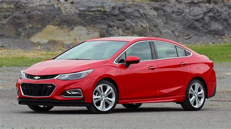 First Drive 2016 Chevy Cruze Motor1com