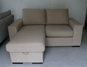 Sofa world small chaise sofa bed with storage footstool for Small sectional sofas with chaise lounge