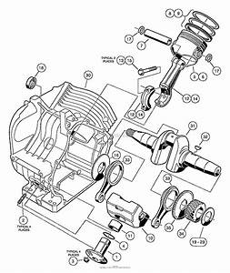 Husqvarna Huv 4210 G  2005-06  Parts Diagram For Fe350 Engine