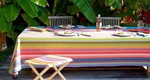 Des Toiles Colores Pour Ensoleiller La Dco Du Jardin