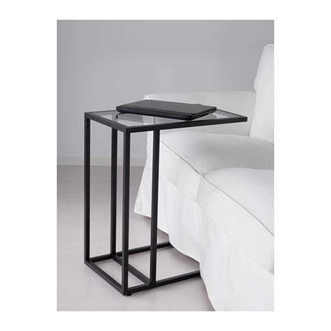 table de bureau ikea ikea witt suo table petit verre côté ordinateur de bureau