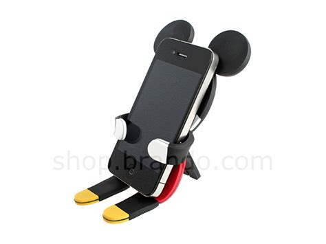 disney mickey  minnie smart phone stand