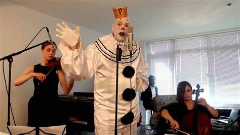 Who Sings Chandelier by Chandelier Postmodern Jukebox Ft Singing Sad Clown