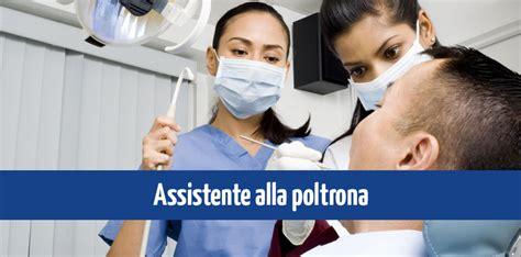 Lavoro Come Assistente Alla Poltrona by Assistente Alla Poltrona Chi 232 E Cosa Fa Formamentis Web