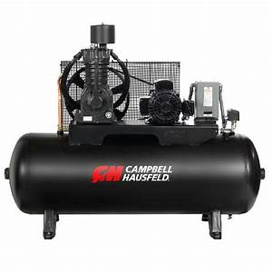 Air Compressor 80 Gallon 1 Phase - Campbell Hausfeld