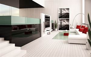 White glass mansion living room autodesk 3ds max 3d for Interior design living room in 3ds max