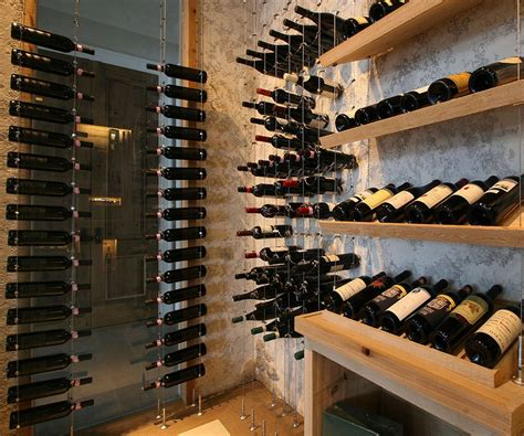 cable wine racks toronto cable wine racking system