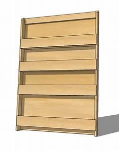 Woodworking Plans Plans To Build A Children Bookcase PDF Plans