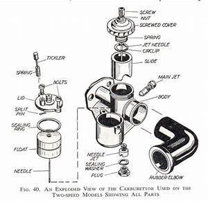 50cc Scooter Carburetor Diagram