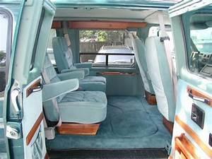 93 Chevy G20 Mark Iii Conversion Van In Good Condition