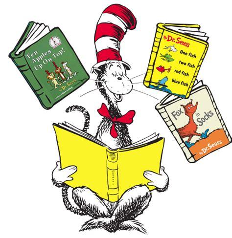 Dr Suess Clip Dr Seuss Book Clip Freeuse Library Techflourish
