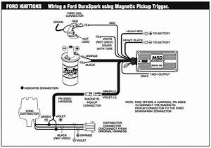 Ford Mustang Msd Wiring Diagram