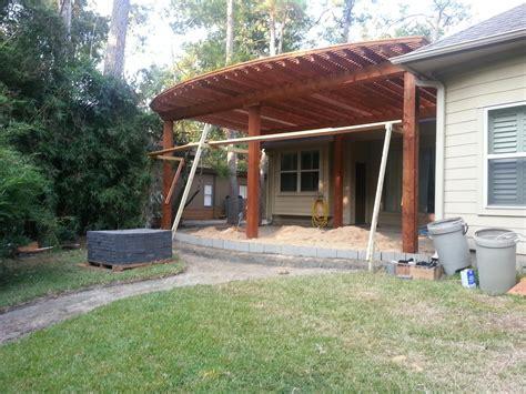 pergola costs estimate infinite construction custom patio covers decks and pergolas builder houston tx