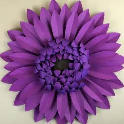 best 20 large paper flowers ideas on paper