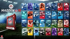 madden ultimate team which cards are we most looking