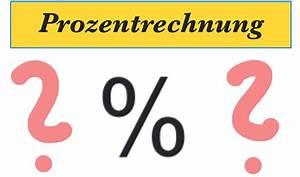 Tv Größe Berechnen : prozentwert berechnen prozentrechnung einfach erkl rt ~ Themetempest.com Abrechnung