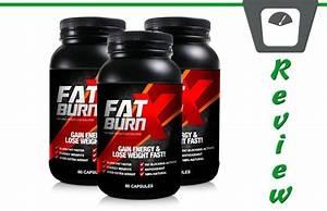 Fat Burn X Weight Loss Supplement Review