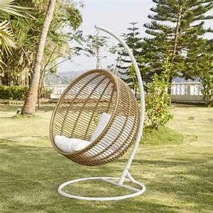 Chaise Jardin Maison Du Monde : fauteuil suspendu pas cher ~ Melissatoandfro.com Idées de Décoration