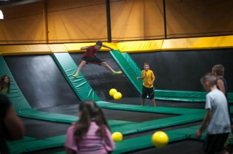 foto de You ready to jump? Two new trampoline parks coming to