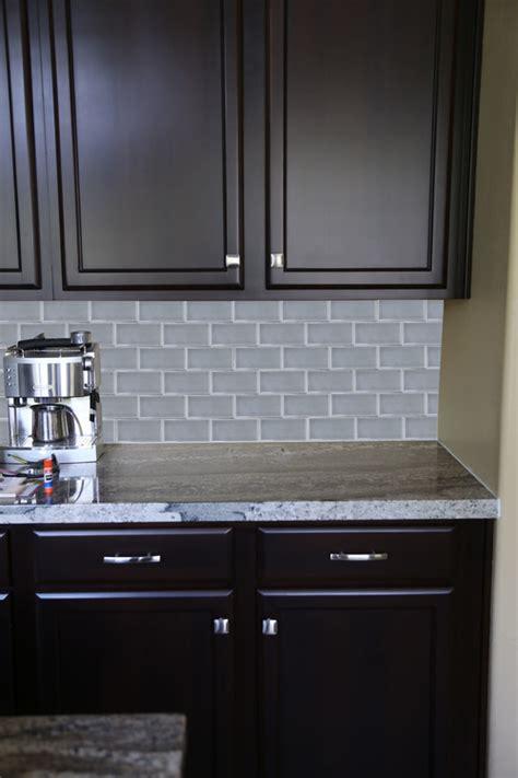 backsplash for espresso cabinets more backsplash help