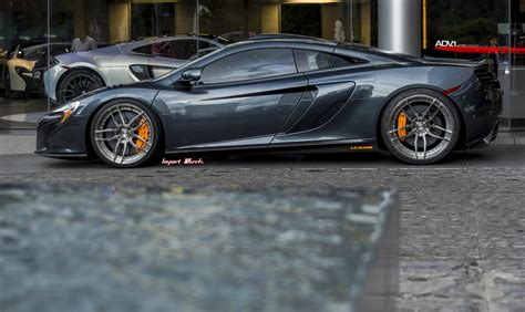 Mclaren 650s Adv005 Mv2 Cs Series Wheels Adv1 Wheels