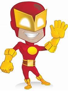 Flash, Superhero, Clip, Art, Image