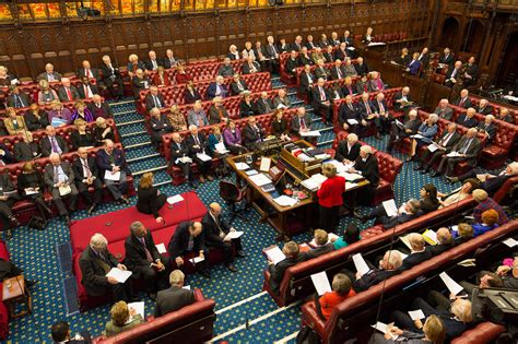 Prominent House Of Lords Lawyers Oppose Theresa May's