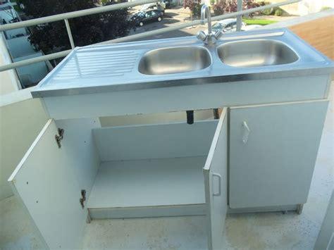 meubles cuisine pas cher occasion meuble sous evier cuisine pas cher 2 meuble evier inox