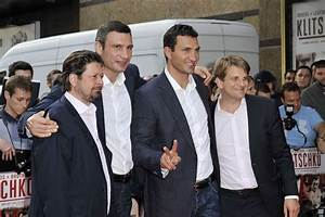 Vitali Klitschko in Legendary boxing brothers Vitali and ...