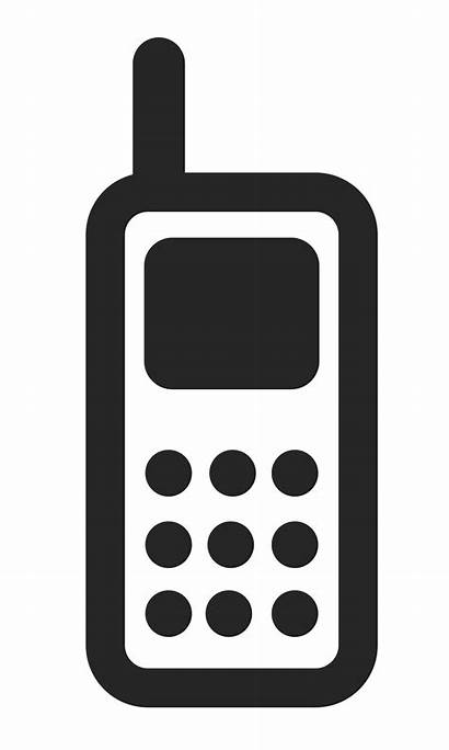 Cell Phone Clipart Symbol Clipartmag
