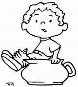 Potty Training Clipart Pipi Para Clip Colorear Boys Regression Train Hacer Dibujos Child El Aprendiendo Blabbing Children Mamas Clever Library sketch template