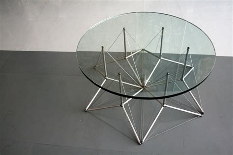 Tensegrity Coffee Table   circa modern