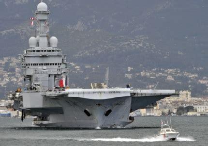portaerei francesi la portaerei francese charles de gaulle gallerie
