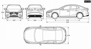 Dimension Mazda 3 : new mazda3 ~ Maxctalentgroup.com Avis de Voitures