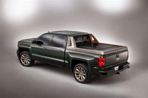 chevy silverado ss redesign   trucks