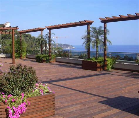 gazebo per terrazzi gazebo in legno foto design mag